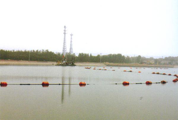 济南市鹊山龙湖工程
