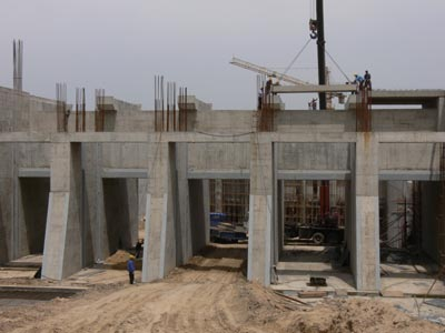 山东黄河工程集团组织施工项目联合大检查